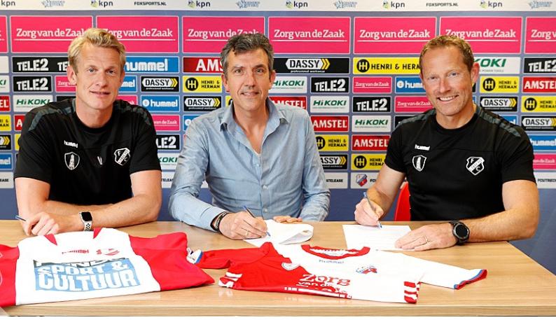 Nieuwe overeenkomst FC Utrecht