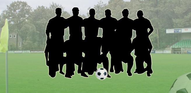 TC teamindelingen (voorlopig) seizoen 21/22