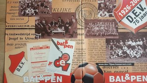 Bal & Pen speciale editie (in het kader van DEV 95 jaar)