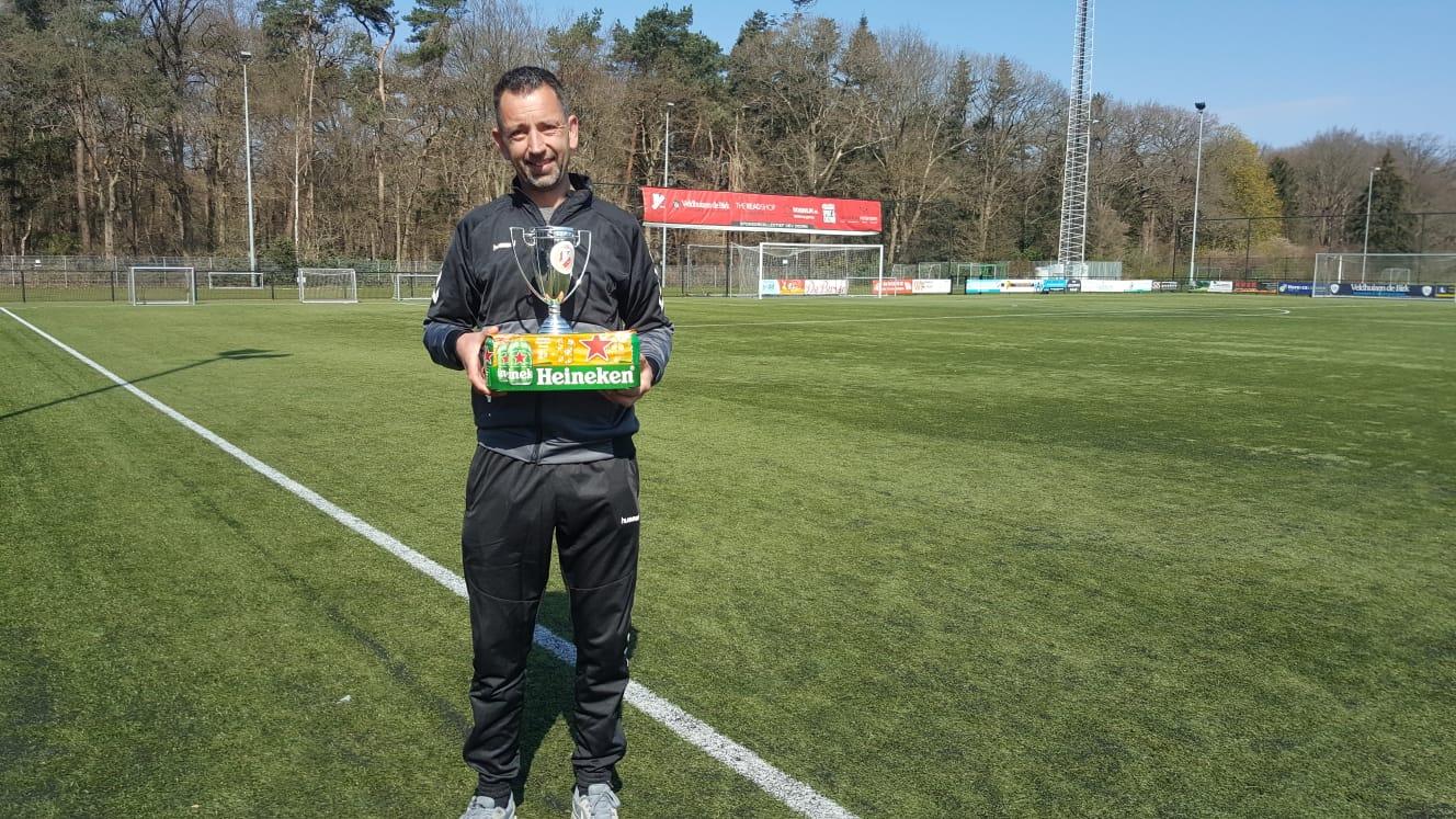 Clubkampioen senioren Footgolf bekend