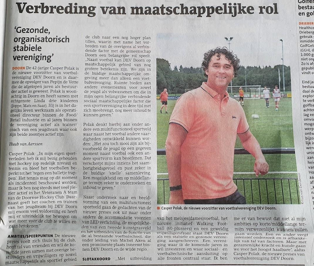 Interview Casper Polak